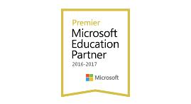 certificação Microsoft Education Partner