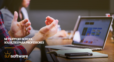 netsupport school tecnologia sala de aula