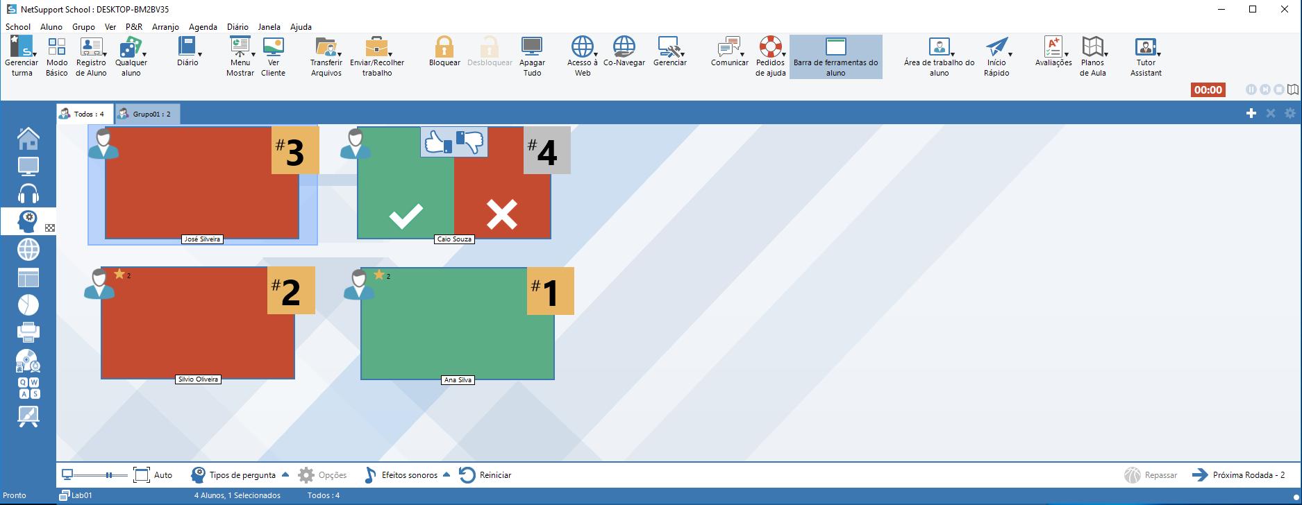faça gestão com netsupport assist
