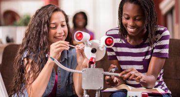 modernização de sala de aula
